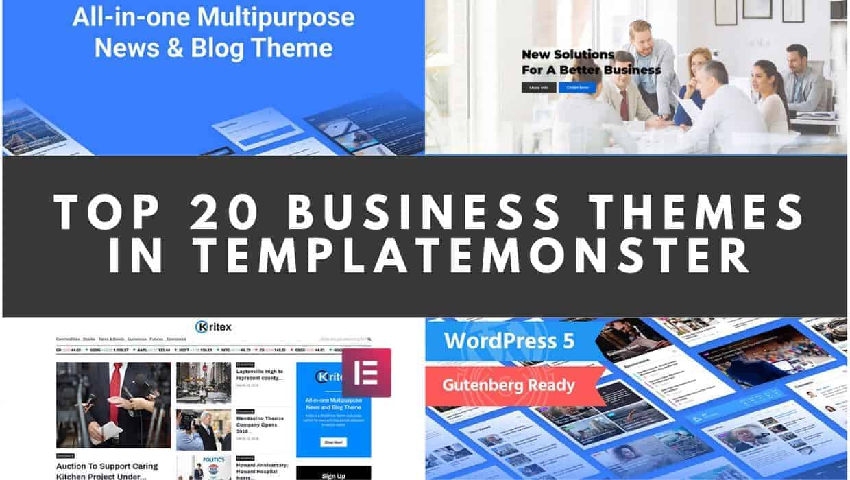top 20 business themes