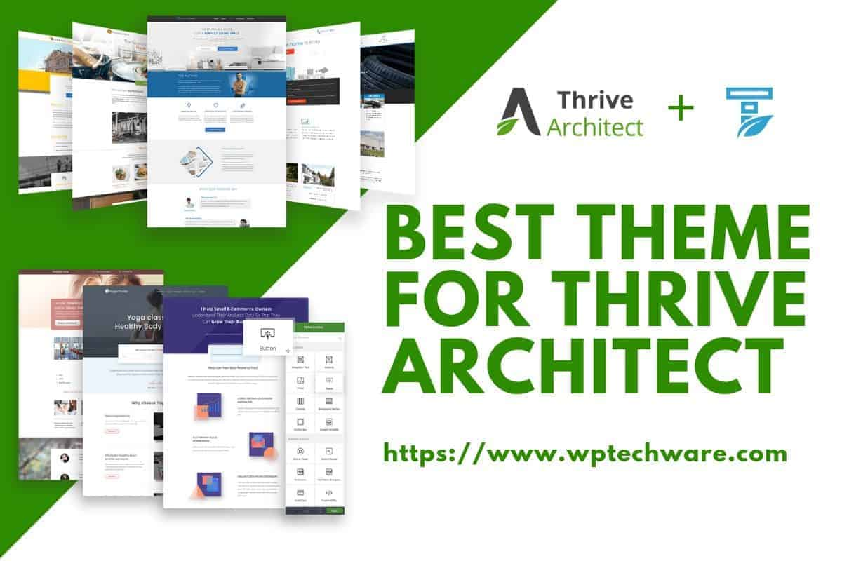 best theme for thrive architect